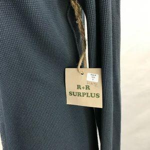 R+R SURPLUS Sweaters - 💖R+R SURPLUS LONG THERMAL HOODIE CARDIGAN DUSTER